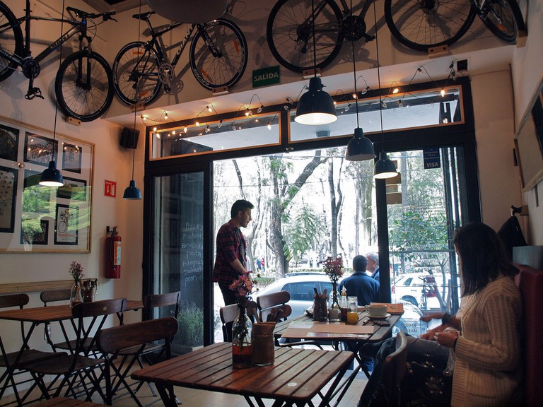 Quirky Restaurant in Condesa  ©Alejandro/Flickr