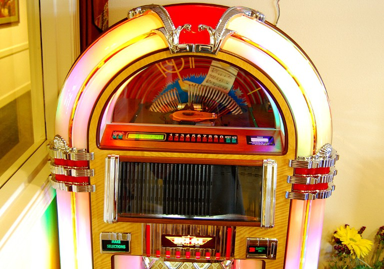 Jukebox | © Daniel Orth/Flickr
