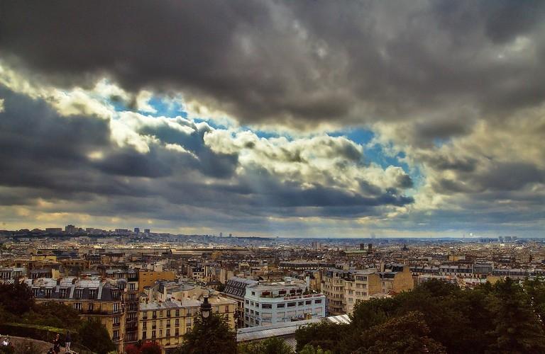 View of Paris from Montmartre   © Jens Mayer/Flickr