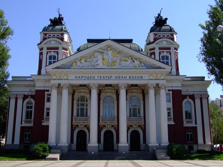 ivan Vazov National Theatre | © Jerzy Kociatkiewicz/Flickr