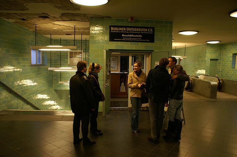Berliner Unterwelten © escpeapalumni / Flickr