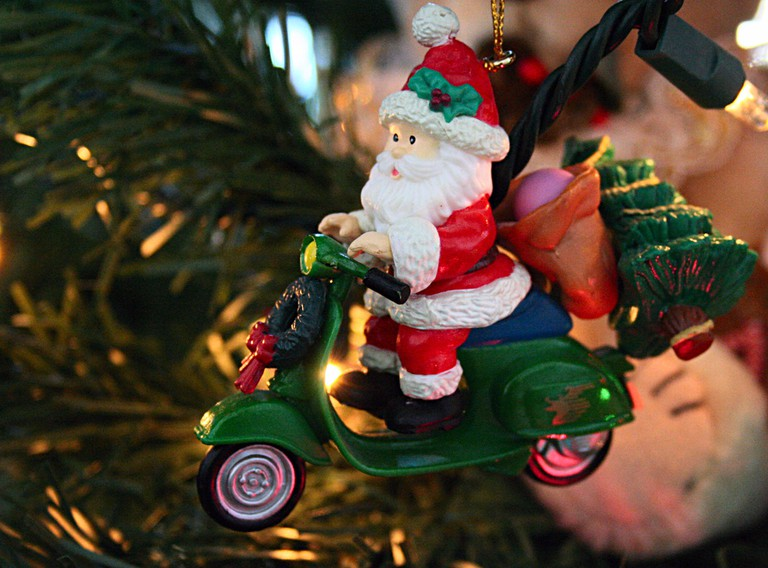 Santa Claus is coming to town | © Rosana Prada/Flickr