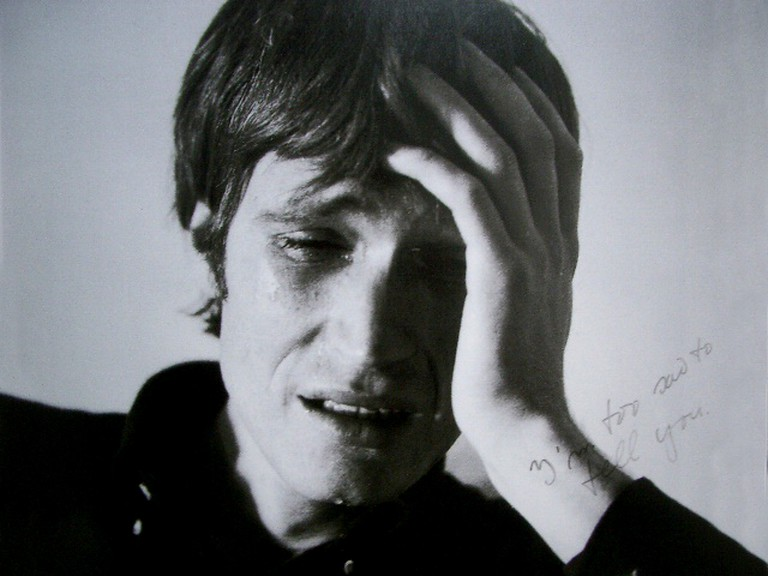 Bas Jan Ader in His Piece 'I'm Too Sad To Tell You'