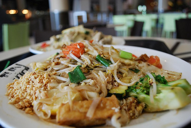 Vegetarian Pad Thai © Alpha/Flickr