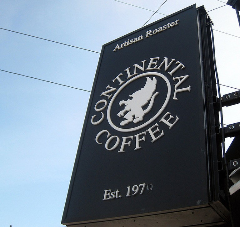 Continental Coffee| © Michael Allen Smith/Flickr