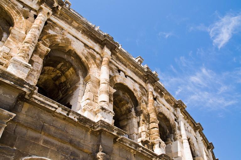 Nimes Amphitheatre | © Peter Castleston/Flickr