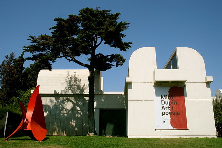 Fundacio Joan Miró, Barcelona | © fotologic/Flickr