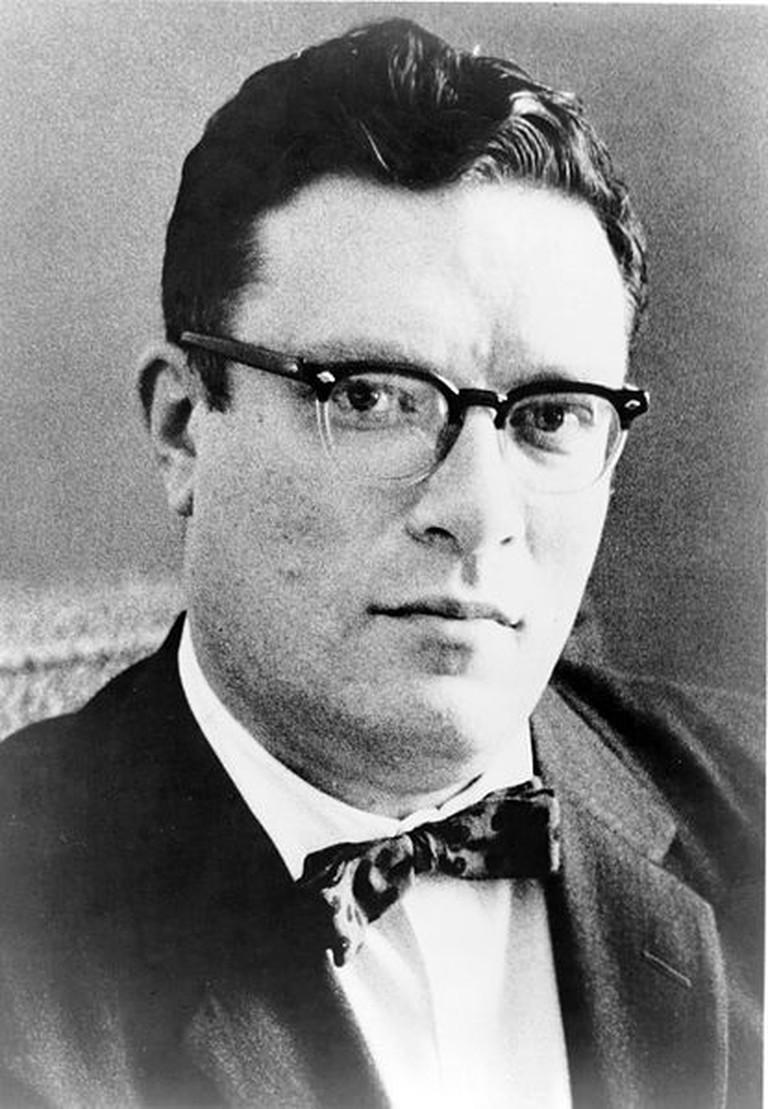 Isaac Asimov | © WikiCommons