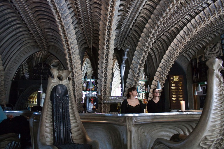 HR Giger Bar © Doggettx