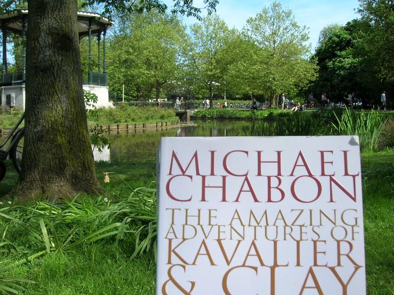 nice book nice place