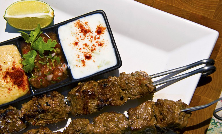 Shish Kebab | © Martin/Flickr