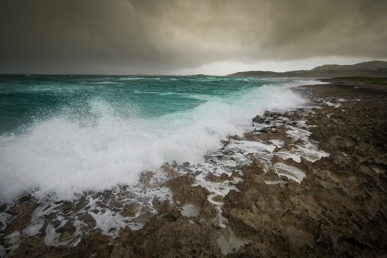St Martin's cliffs