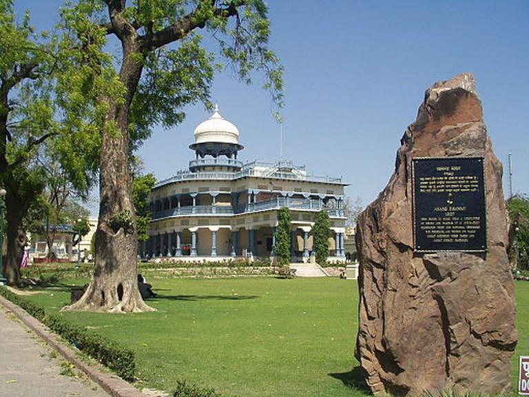 Anand Bhawan, Allahabad | © Balasub/WikiCommons