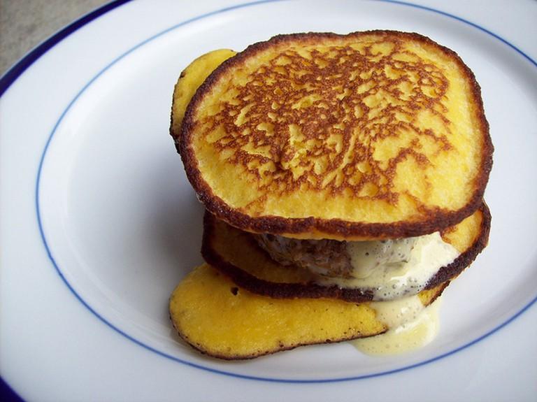 Coconut pancake | © Cara Faus/Flickr