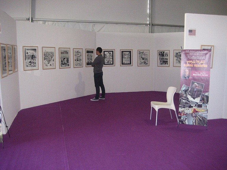 2010 International Festival of Comics | © Magharebia/Flickr