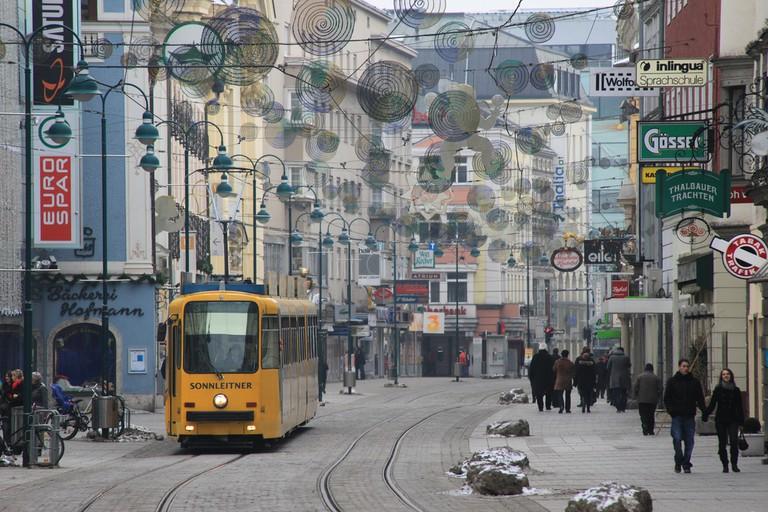 Linz, Austria| ©bortescristian/flickr