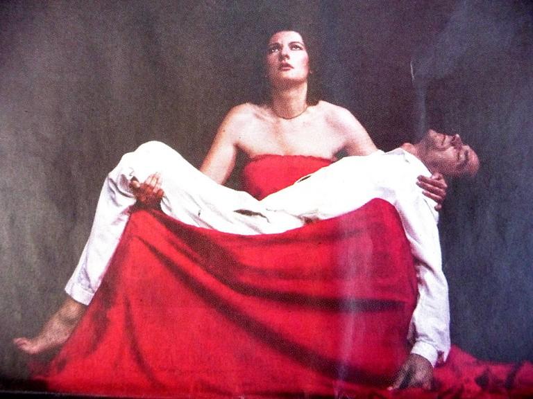 'Anima Mundi'. Marina Abramovic. 1983