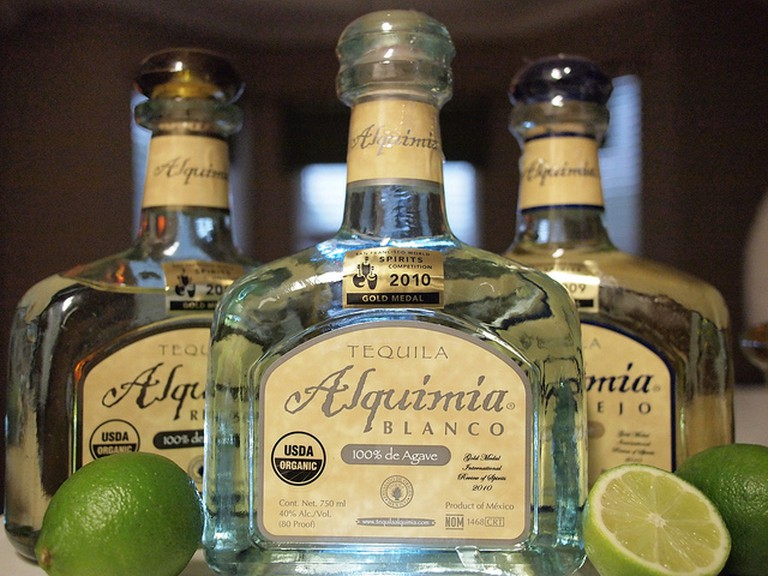 Tequila © Jeffrey Davis/Flickr