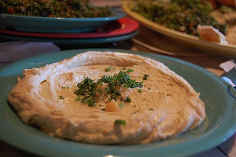 Hummus [ © stu_spivack|Flickr ]