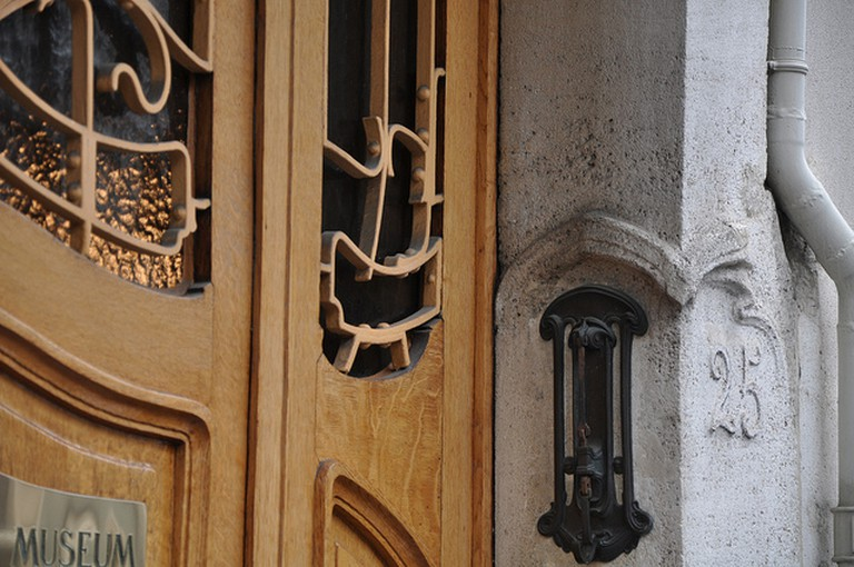 Victor Horta Museum| © Francisco Antunes/Flickr