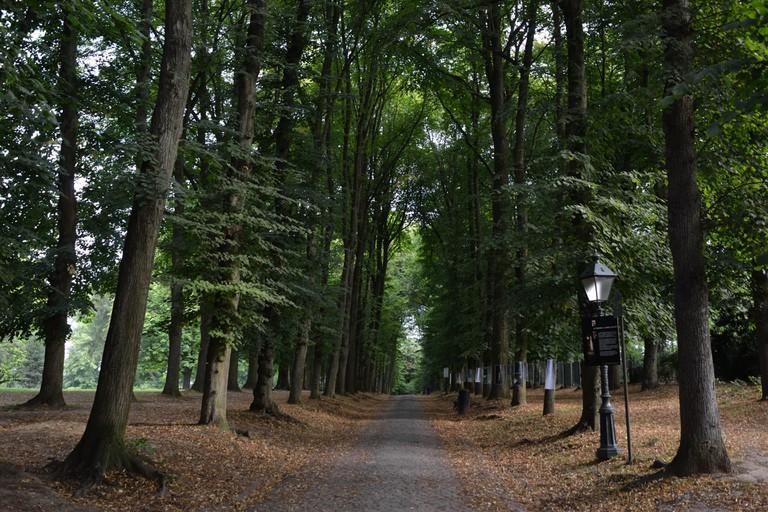 Wolvendael Park | © Cha Già José/Flickr