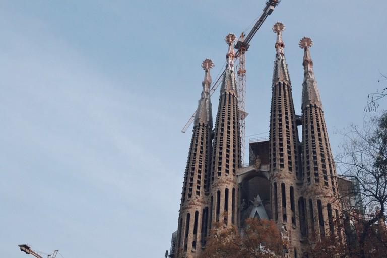 Sagrada Familia | © Anna Montull