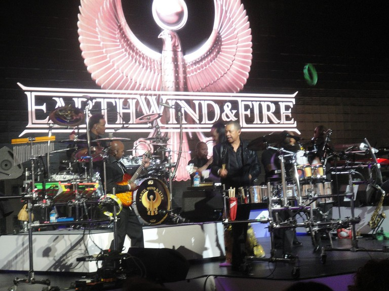 Earth, Wind and Fire | © The Conmunity — Pop Culture Geek/Flickr
