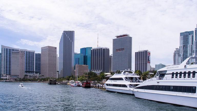 Miami Downtown, Biscayne Bay