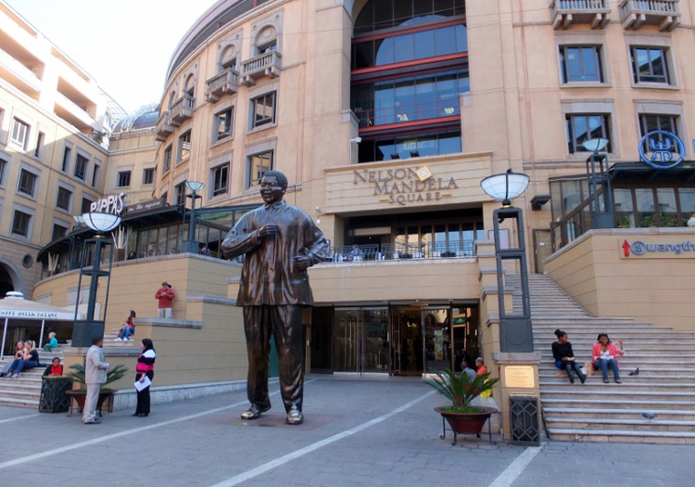 Nelson Mandela Square | © James Cridland/Flickr