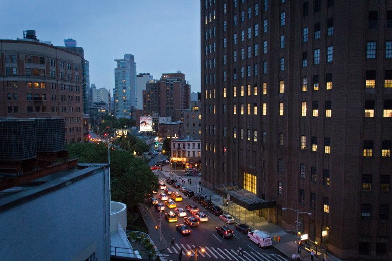 TriBeCa Rooftops| © John Gillespie/Flickr