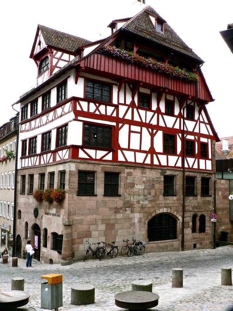 House of Albrecht Dürer | © Polybert49/Flickr