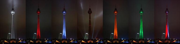 Fernsehturm | © Michael F. Mehnert/WikiCommons