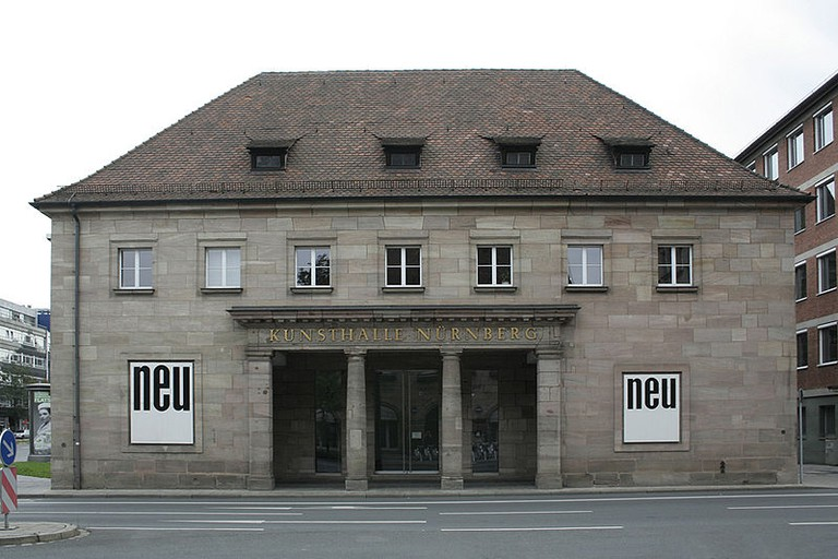 Kunsthalle | © Gabimuster/WikiCommons