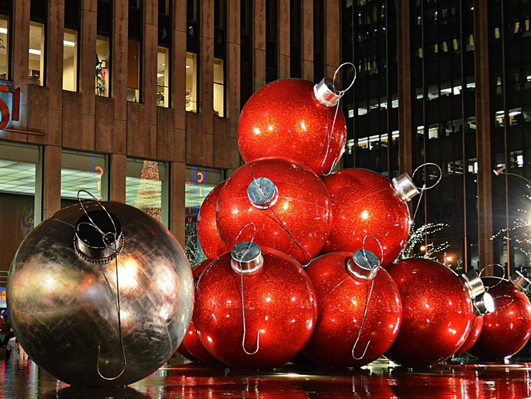 Christmas in New York City | © 何塞埃利亚斯 (何塞·克鲁兹) /Flickr