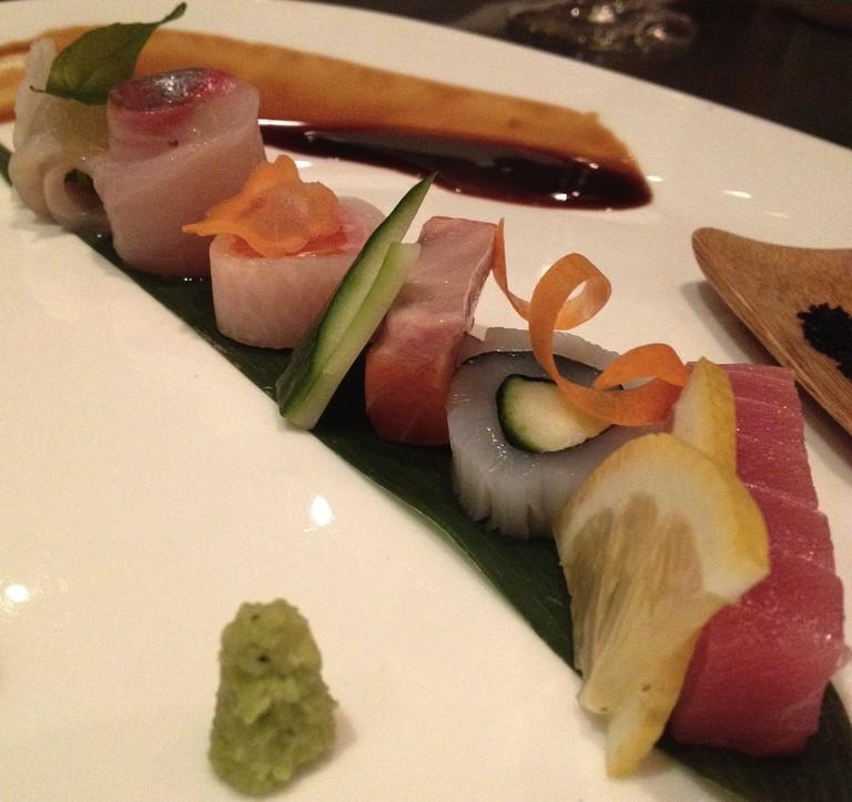 Awesomeness (Yoshii sushi)