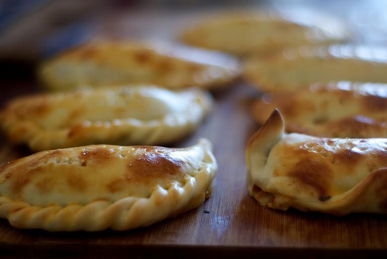 Empanadas  © Beatrice Merch/Flickr