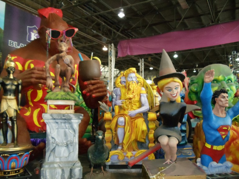 Mardi Gras World New Orleans © Richard Martin |Flickr