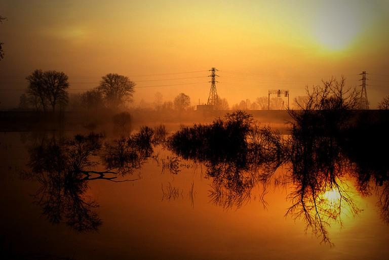 Spring floods in Daugavpils I © Nikita Gavrilovs/Flickr