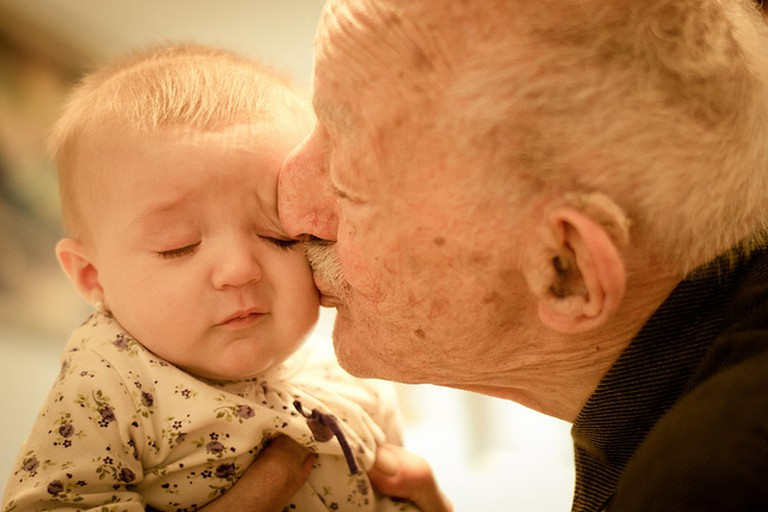 Grandparents Love| © Gustavo Devito/Flickr
