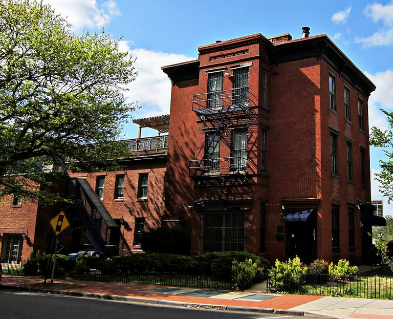 Emily Wiley House, Mount Vernon Triangle | © NCinDC/flickr