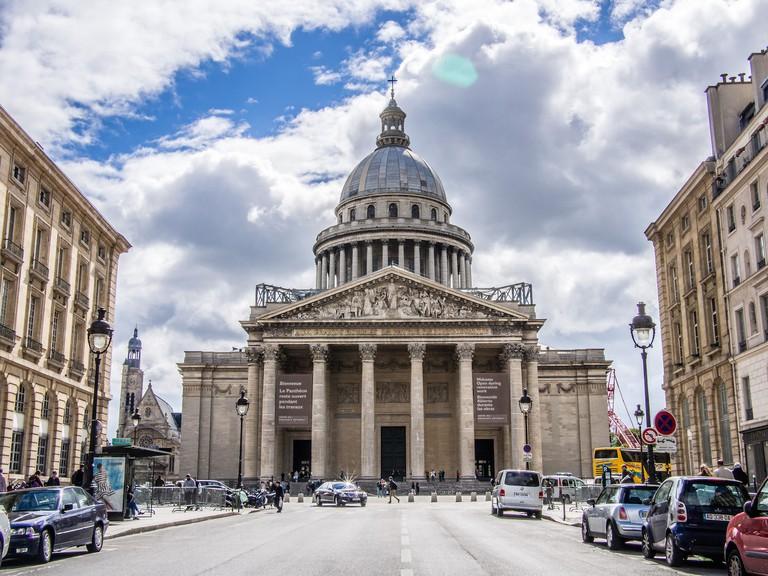 Le Panthéon, Quartier Latin | © Sergey Galyonkin/Flickr