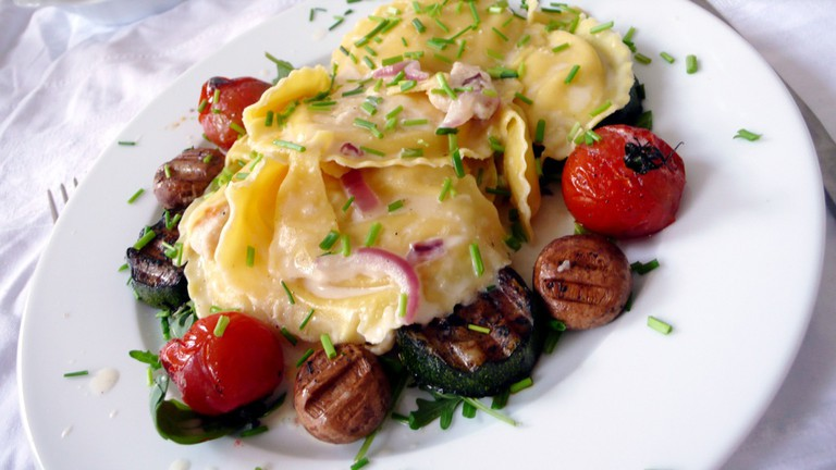 Lobster ravioli © The Next Web Photos/Flickr