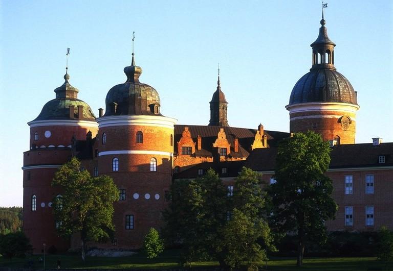 Gripsholm Castle © VisitSormland/Flickr