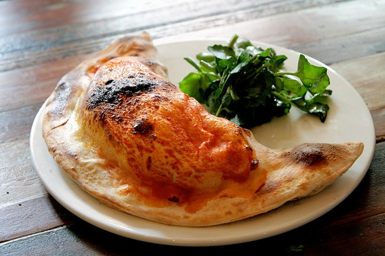 Vegetable Calzone | © Alexis Lamster/Flickr