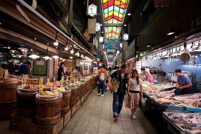 Nishiki Market © peter-rabbit|Flickr