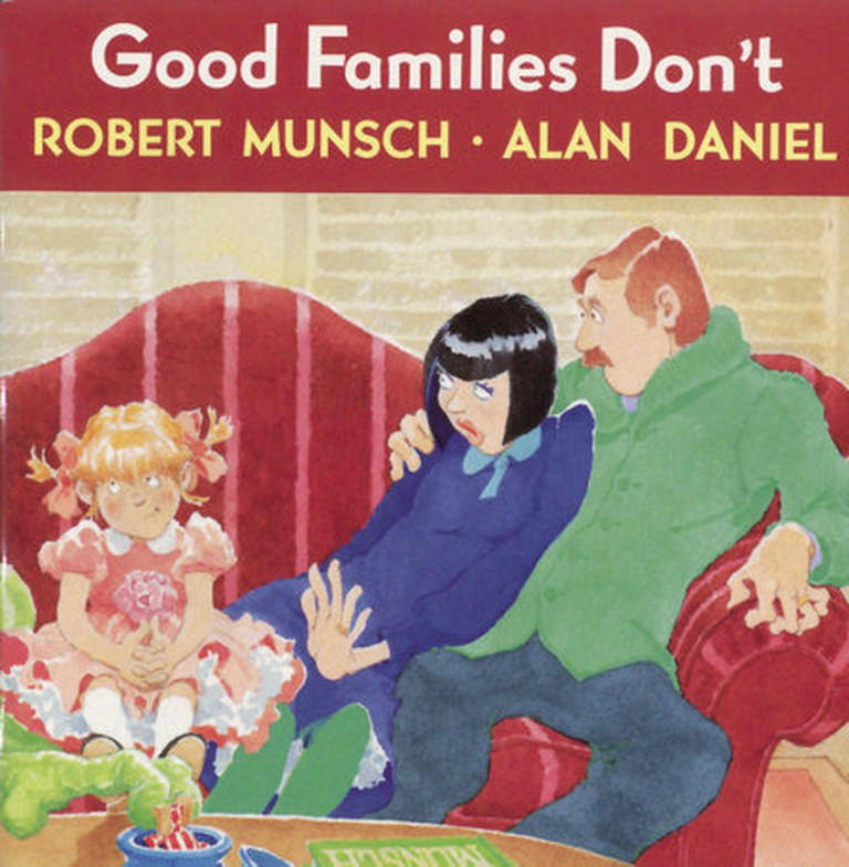 Good Families Don't © Penguin Random House