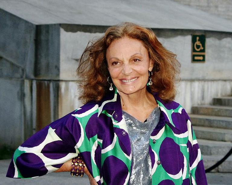 Diane Von Furstenberg | © David Shankbone/WikiCommons