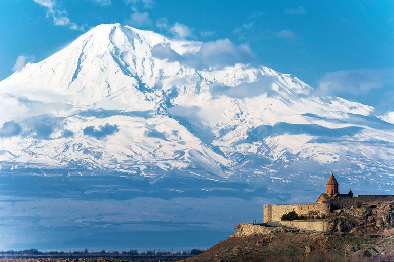 Ararat Mount | Courtesy of Araratour.com