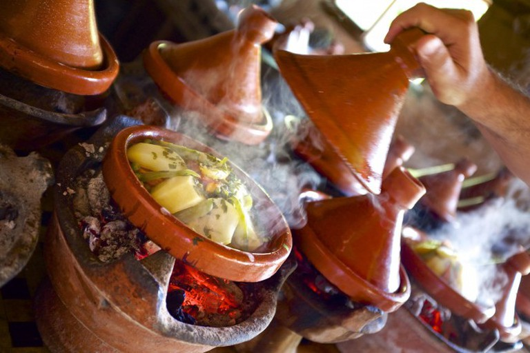 Fast food – Moroccan Style | © Jamie McCaffrey/Flickr