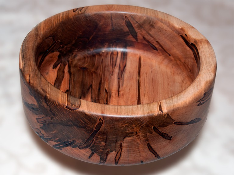 Wood bowl  © Jspiess/WikiCommons